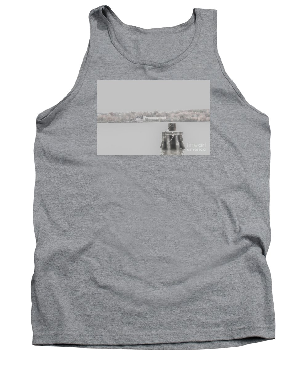 Milton Landing Tank Top featuring the photograph Faded by Victory Designs