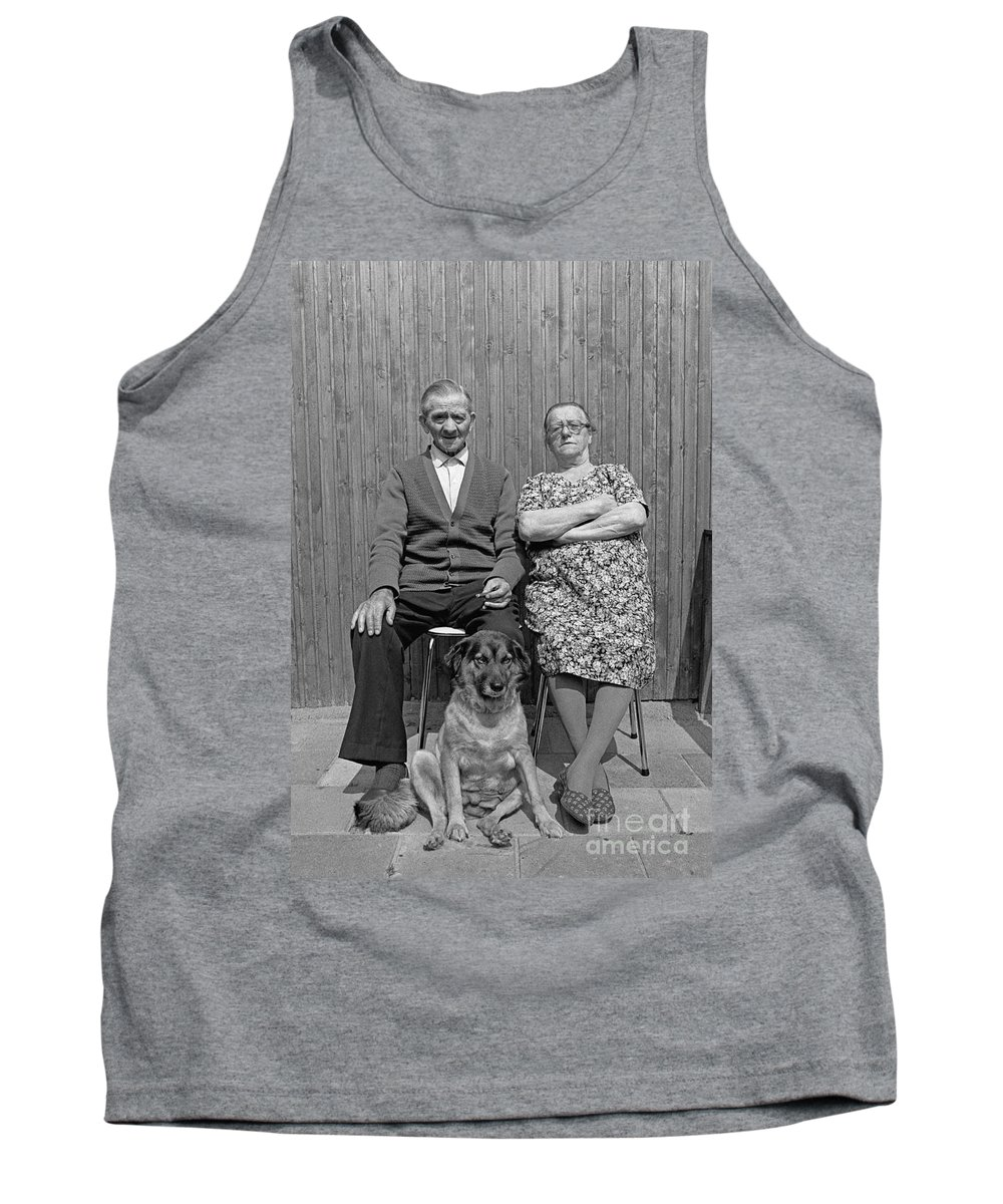 Retired Tank Top featuring the photograph Family by Casper Cammeraat