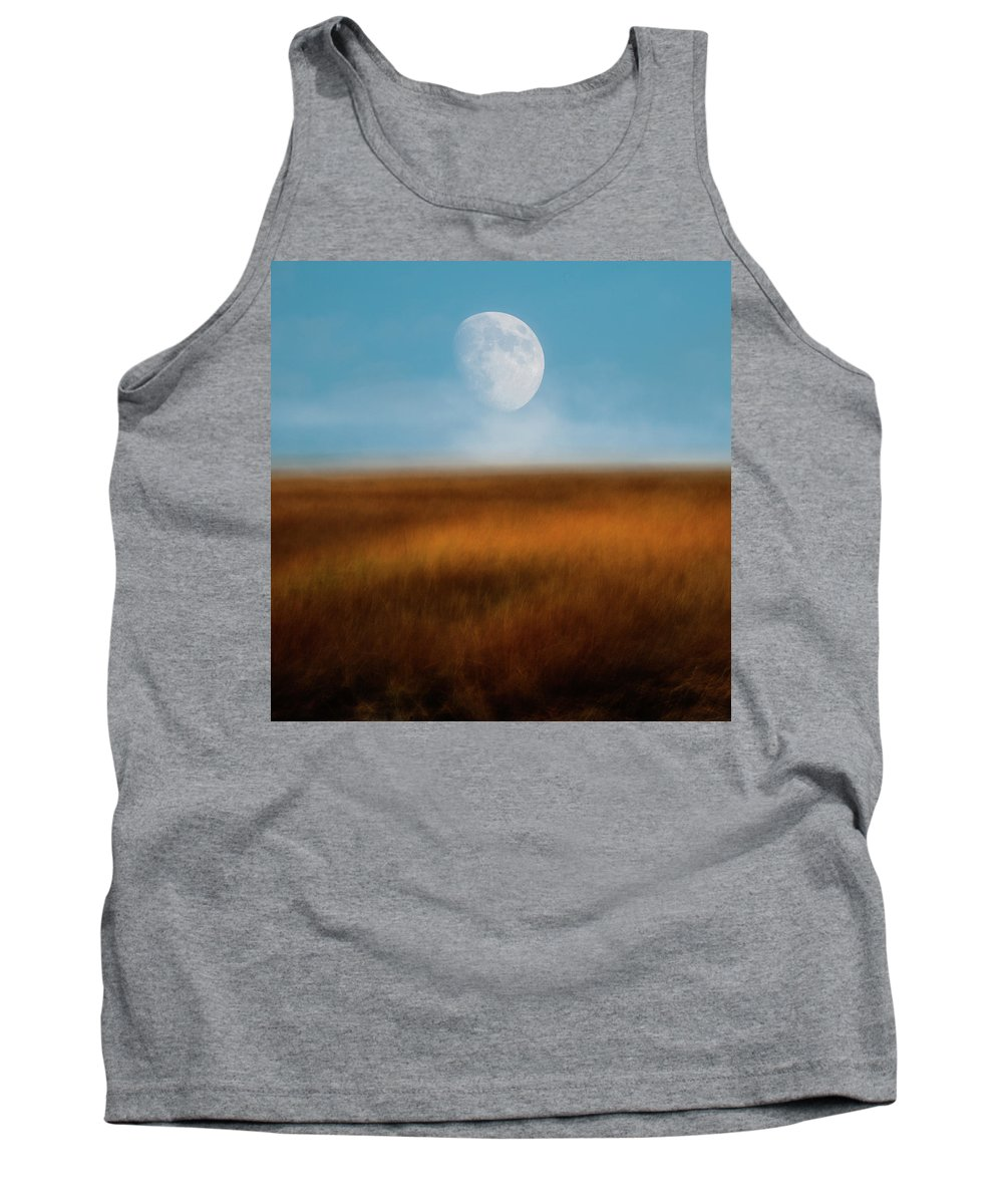 Usa Tank Top featuring the photograph First Encounter 3 by John Whitmarsh