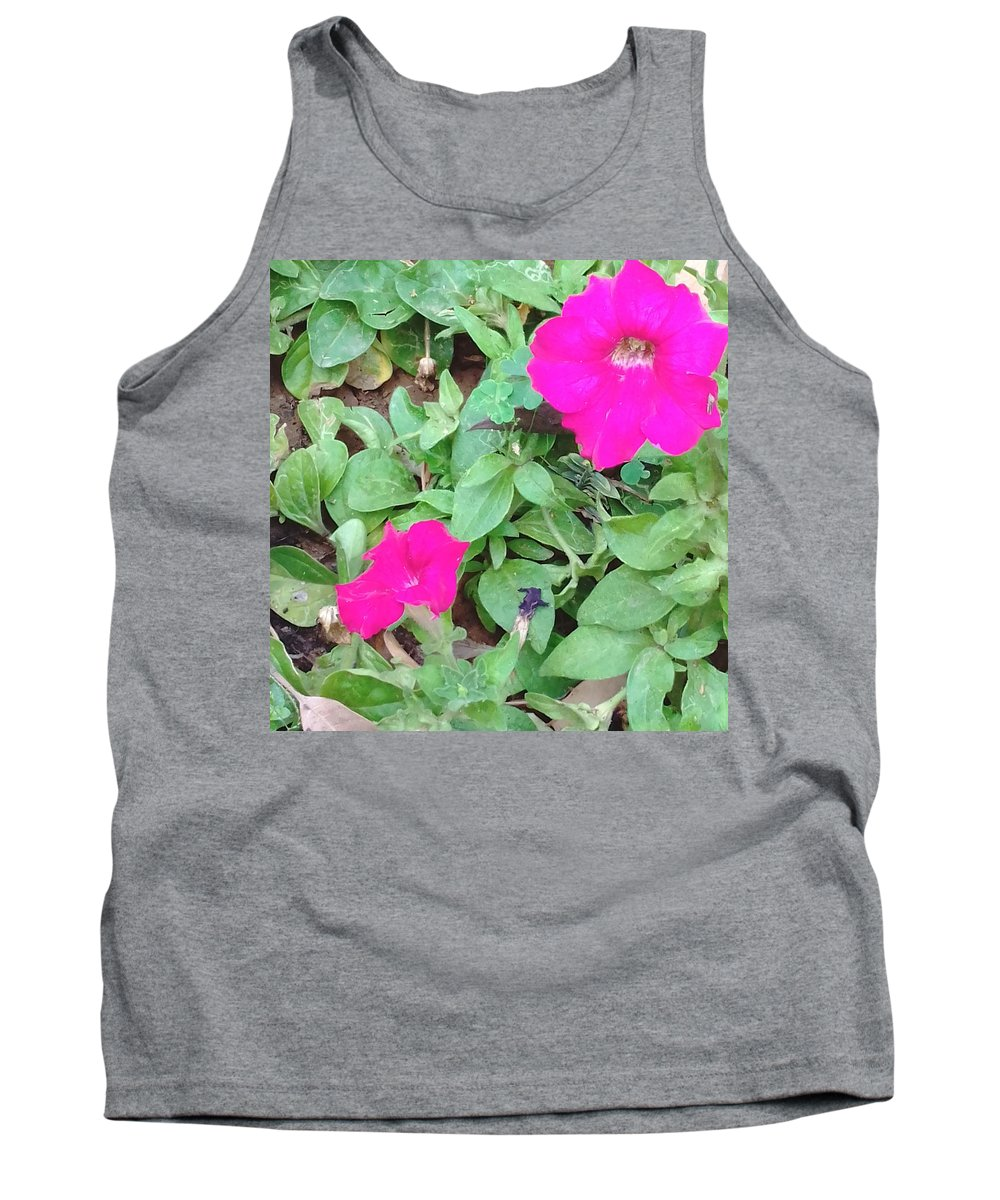 It Is Nice Flower Of Attracting Look. Tank Top featuring the photograph Flower by Kshitiz Ranjan
