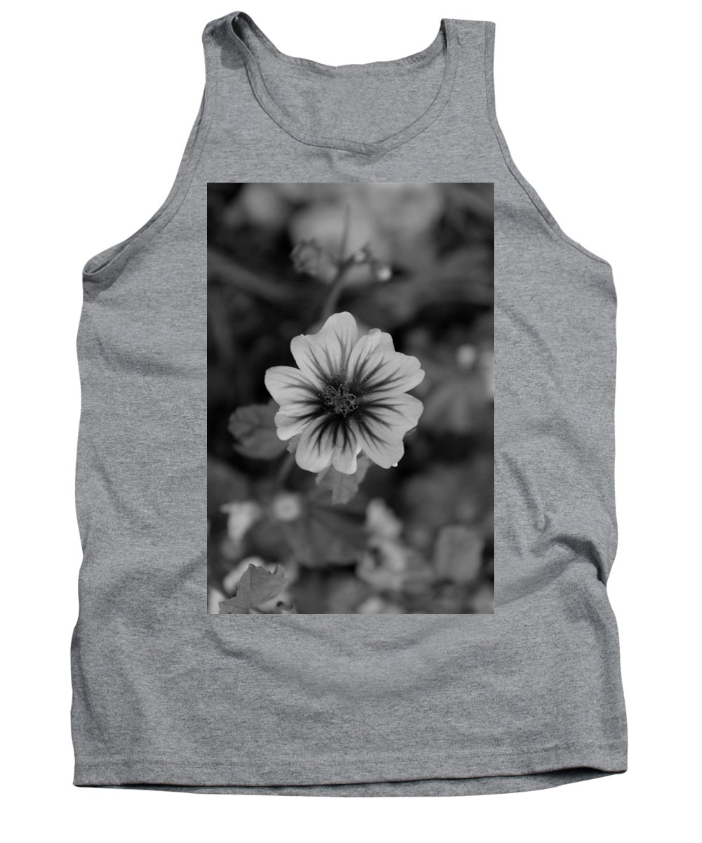 Tank Top featuring the photograph Flowers 3 by John Bichler