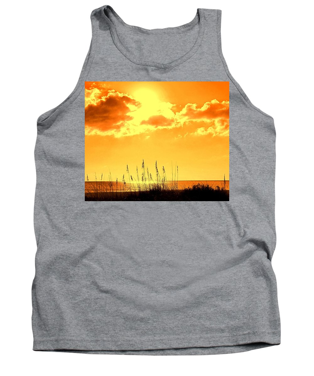 Sun Tank Top featuring the photograph For When Winter Gets To You by Ian MacDonald