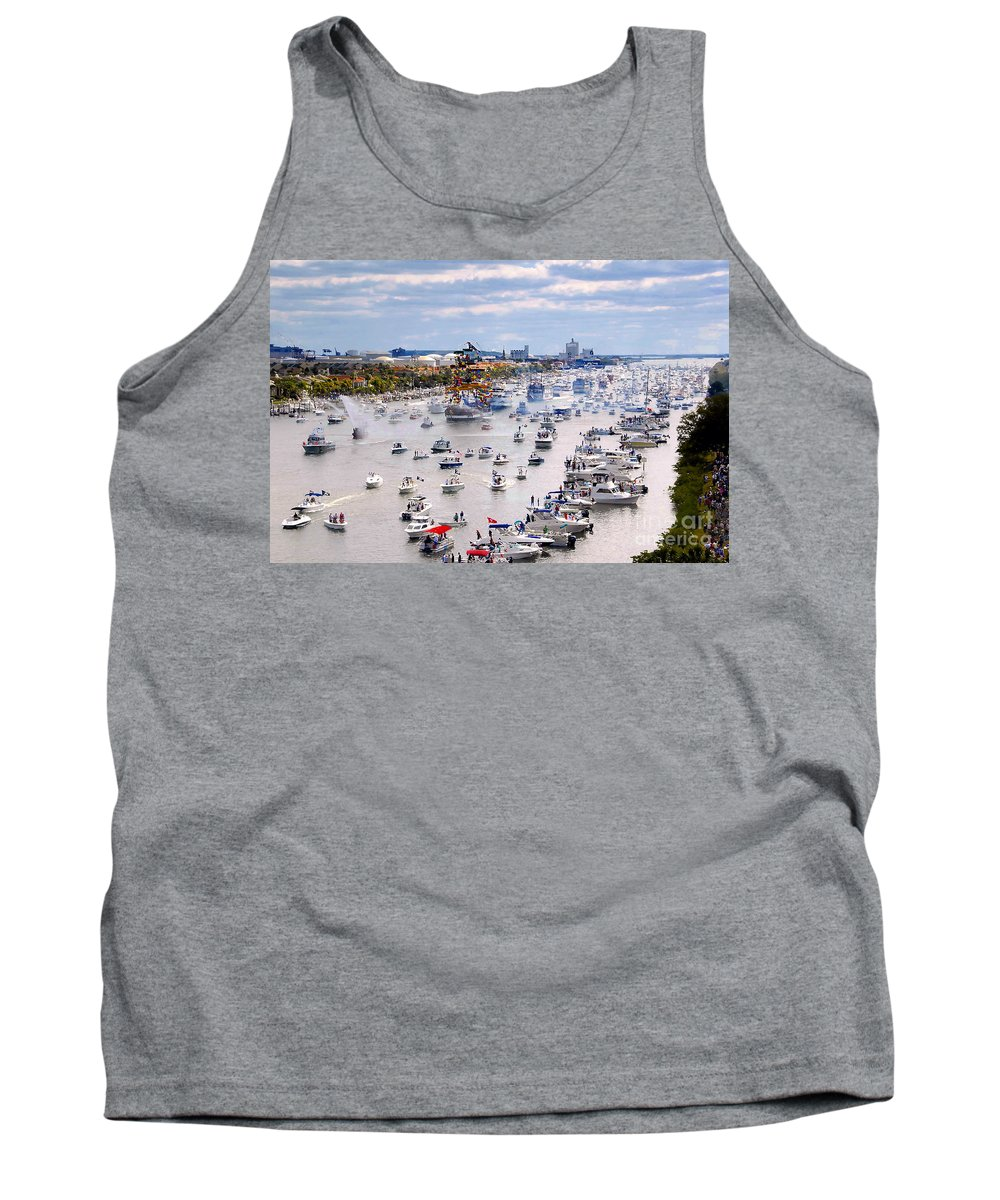 Jose Gasparilla Tank Top featuring the photograph Gaspar by David Lee Thompson