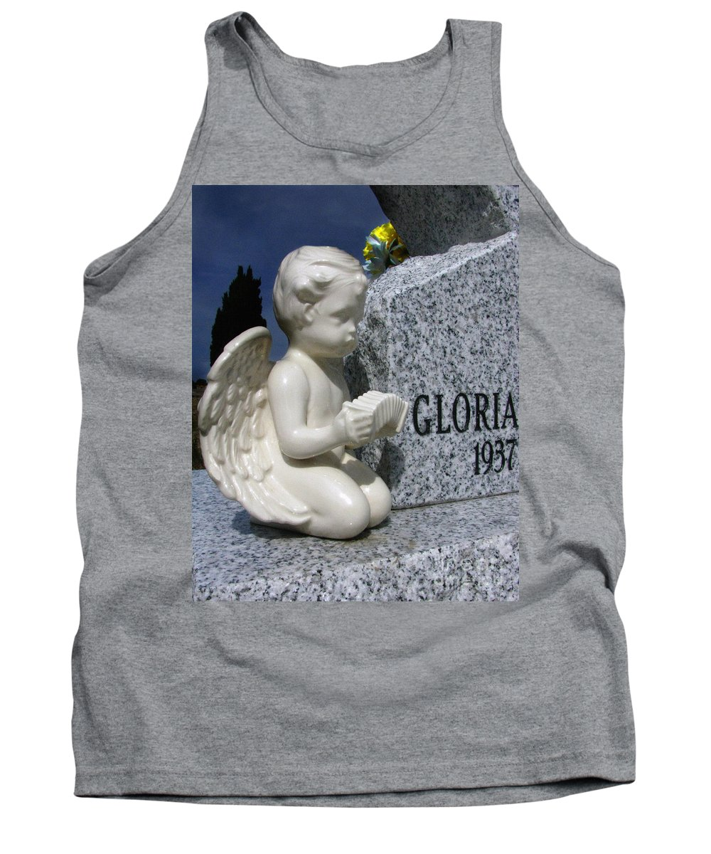 Glory Tank Top featuring the photograph Glory by Peter Piatt