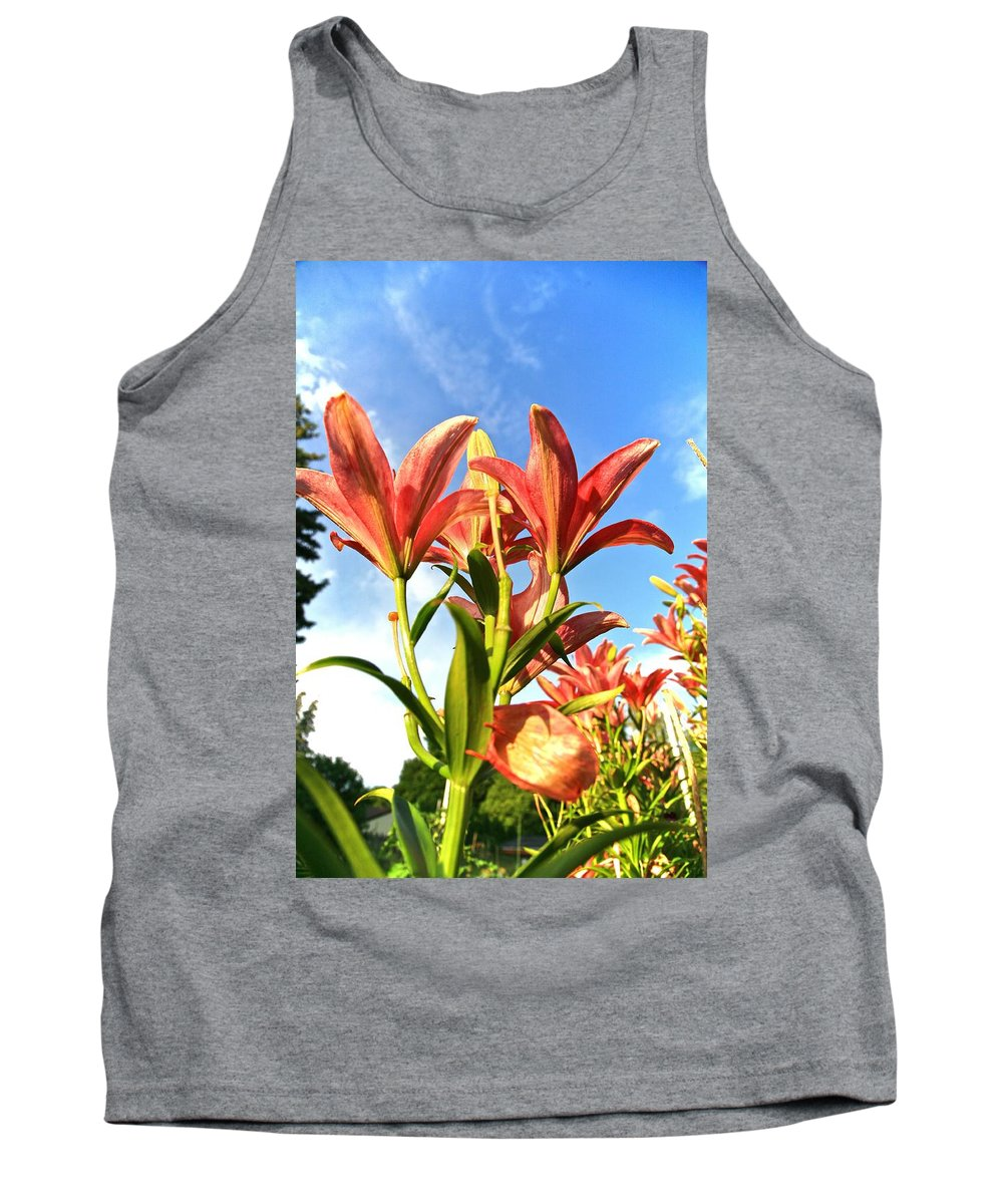 Related Tags: Tank Top featuring the photograph Gods Creation-10 by Robert Pearson