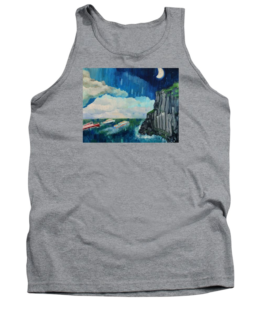 Gone fishing tank top for sale by stuart innes for Fishing tank top