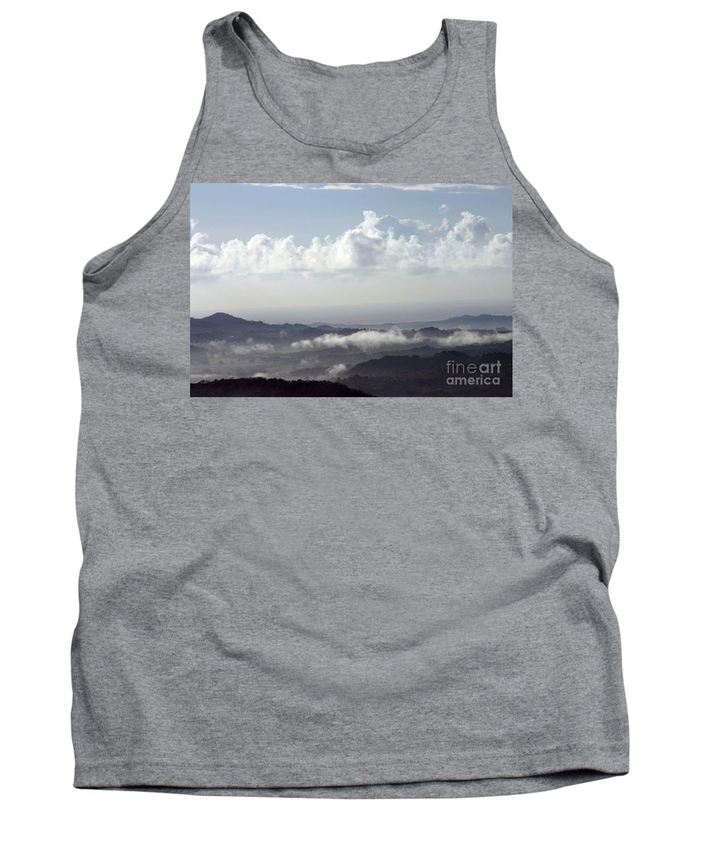 Mountains Tank Top featuring the photograph Good Morning Puerto Rico by Gilberto Marcano
