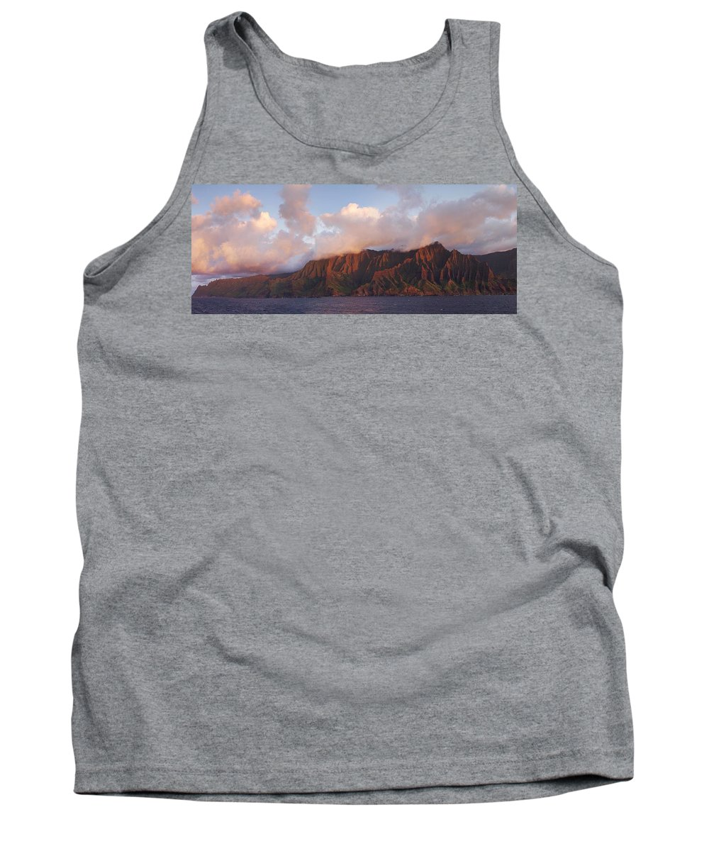 Hawaii Tank Top featuring the photograph Hawaii by Heather Coen