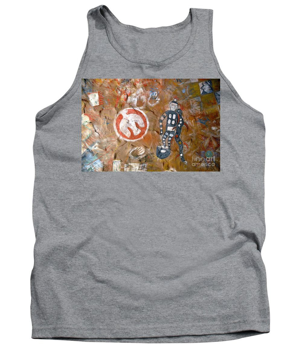 Hopi Indians Tank Top featuring the photograph Hopi Dreams by David Lee Thompson