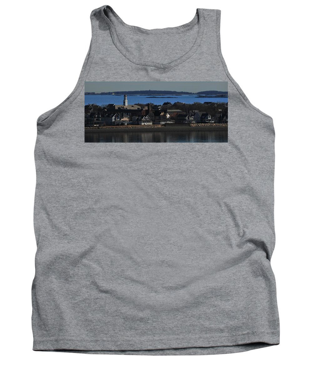 Hull Looking South Tank Top featuring the photograph Hull Looking South by Bill Driscoll