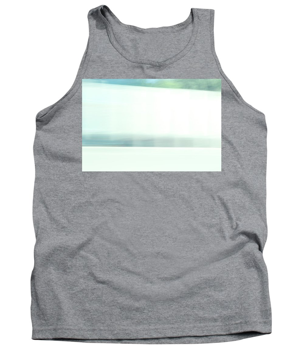 Tank Top featuring the photograph I-80 by Kevin Cote