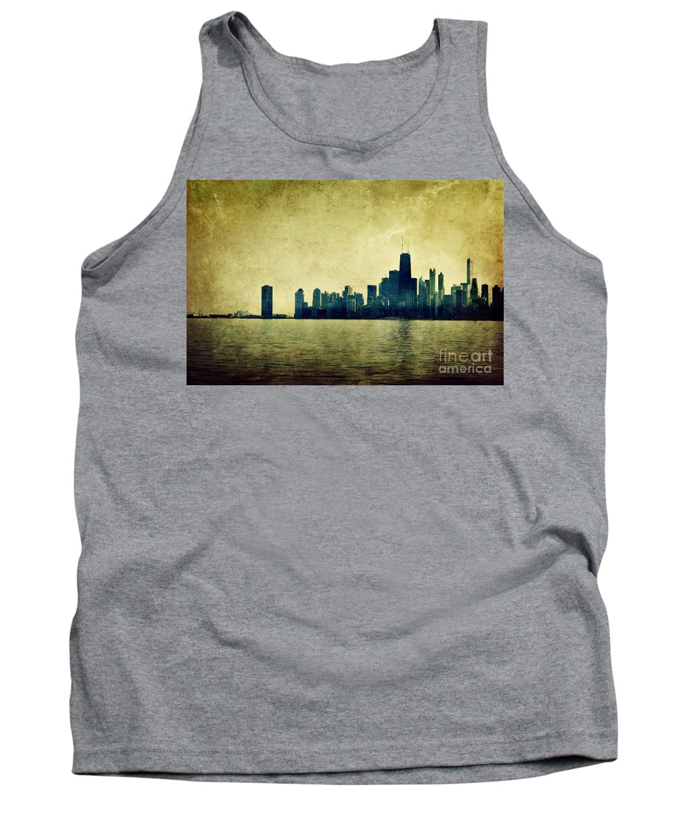 Dipasquale Tank Top featuring the photograph I Will Find You Down The Road Where We Met That Night by Dana DiPasquale