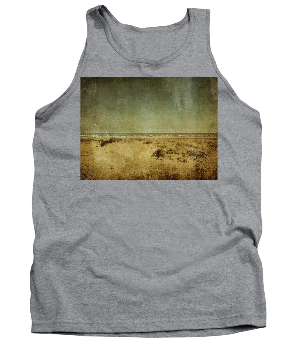 Beach Tank Top featuring the photograph I Wore Your Shirt by Dana DiPasquale