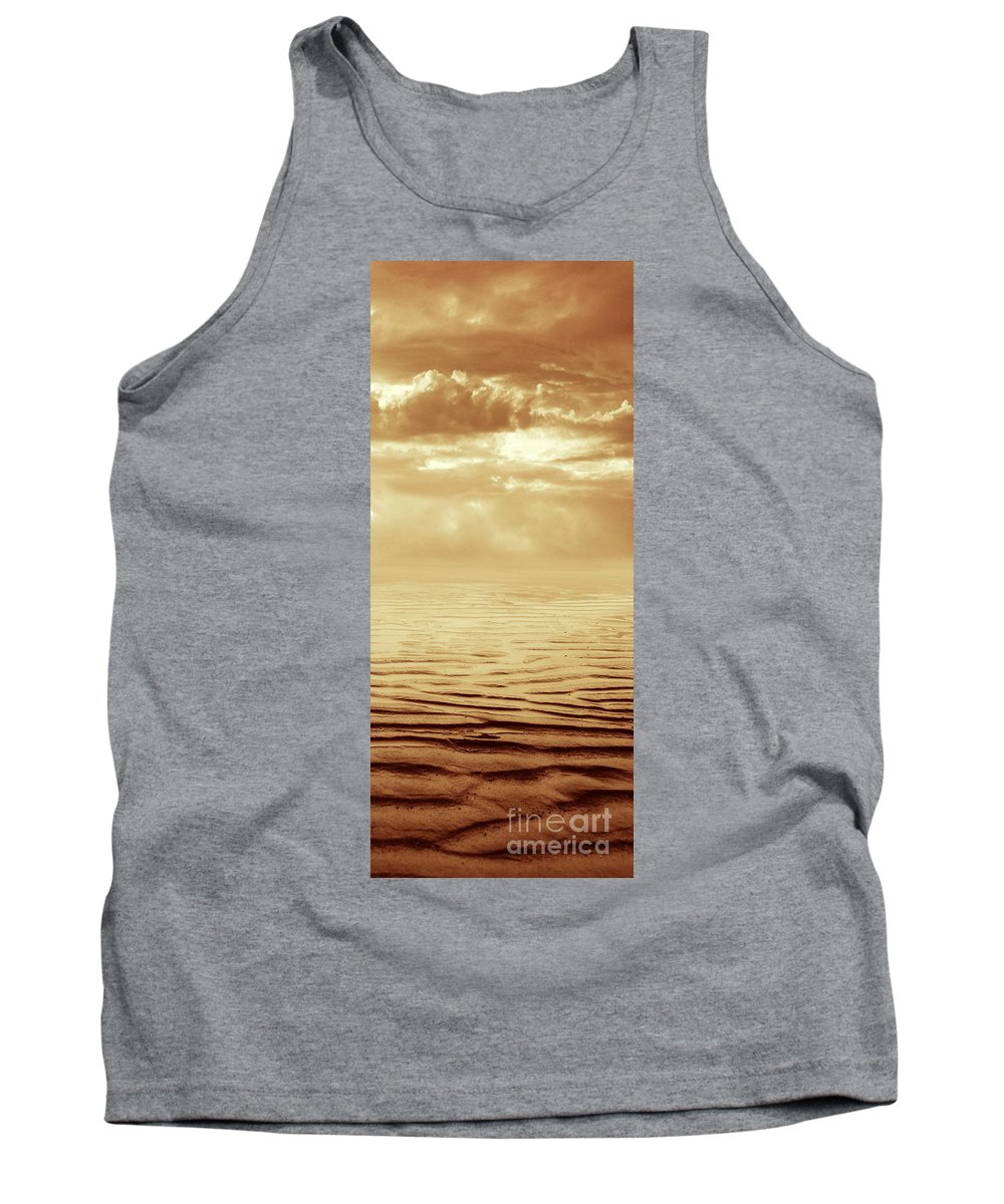 Dipasquale Tank Top featuring the photograph Illusion Never Changed Into Something Real by Dana DiPasquale