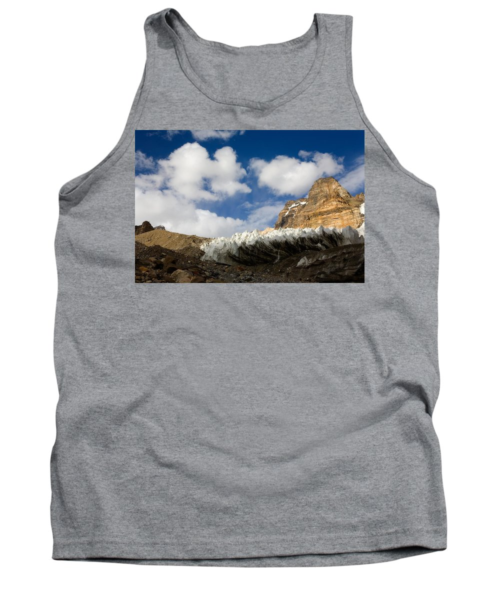 Beautiful Tank Top featuring the photograph In The Sky And On The Earth by Konstantin Dikovsky