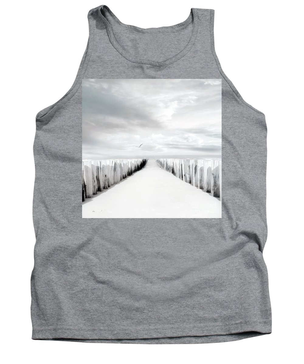Beach Tank Top featuring the photograph Inviting by Jacky Gerritsen