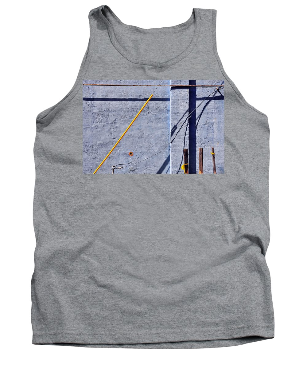 Skip Hunt Tank Top featuring the photograph Krishna Blue by Skip Hunt