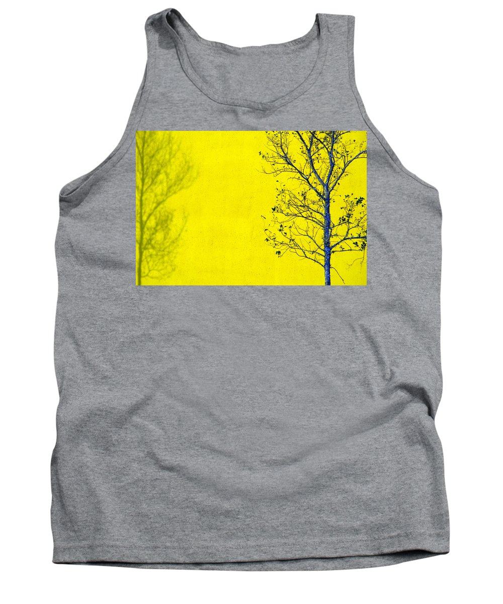 Skip Tank Top featuring the photograph Krishna by Skip Hunt
