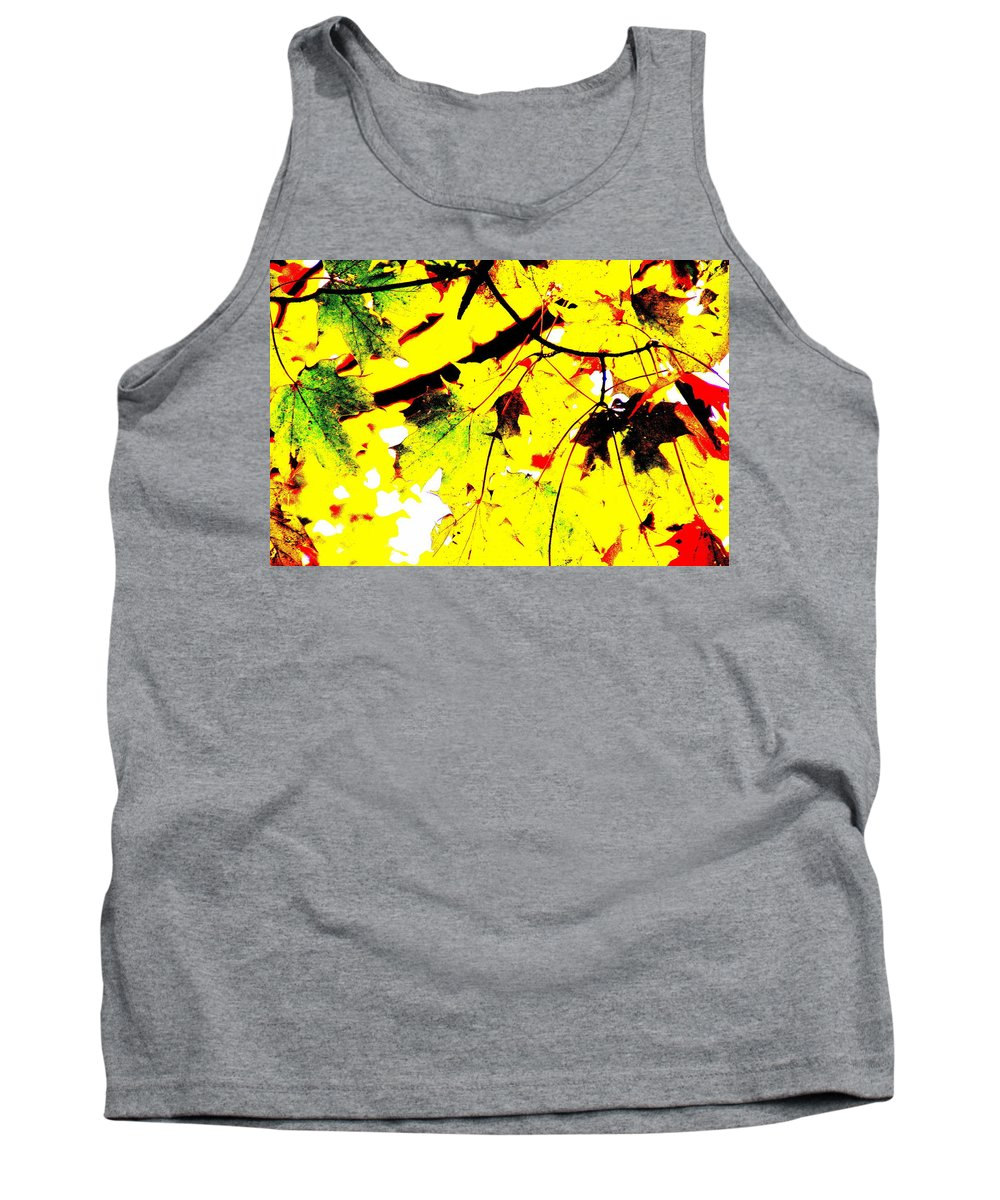 Lemonade Tank Top featuring the photograph Lemonade by Ed Smith