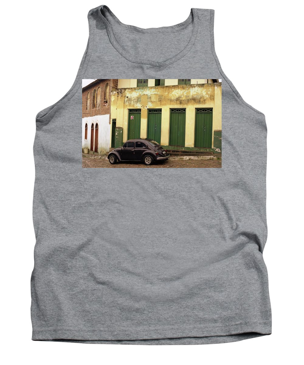 Bahia Tank Top featuring the photograph Lencois - Bug by Patrick Klauss
