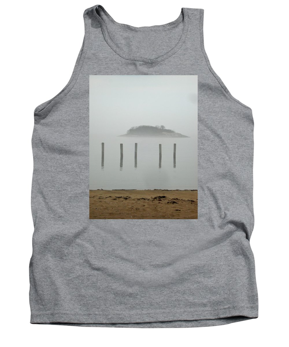 Landscape Tank Top featuring the photograph Level 5 by Nelson F Martinez