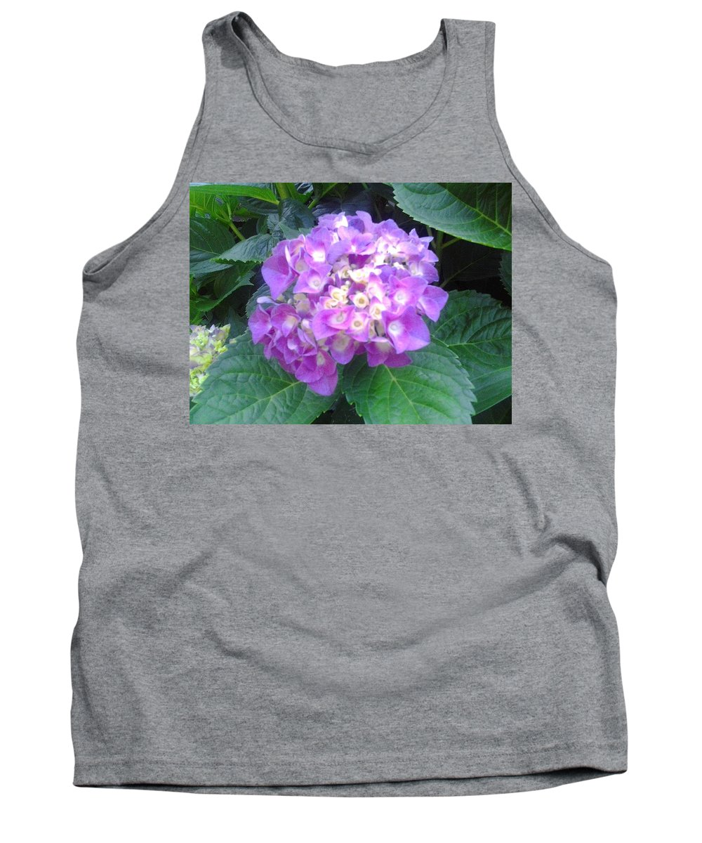 Goddesses Tank Top featuring the photograph Lone Lilac by Tonya Merrick