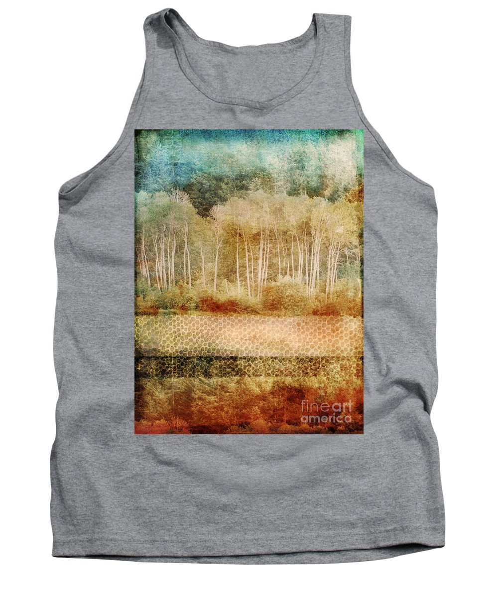 Trees Tank Top featuring the photograph Loss Of Memory by Tara Turner