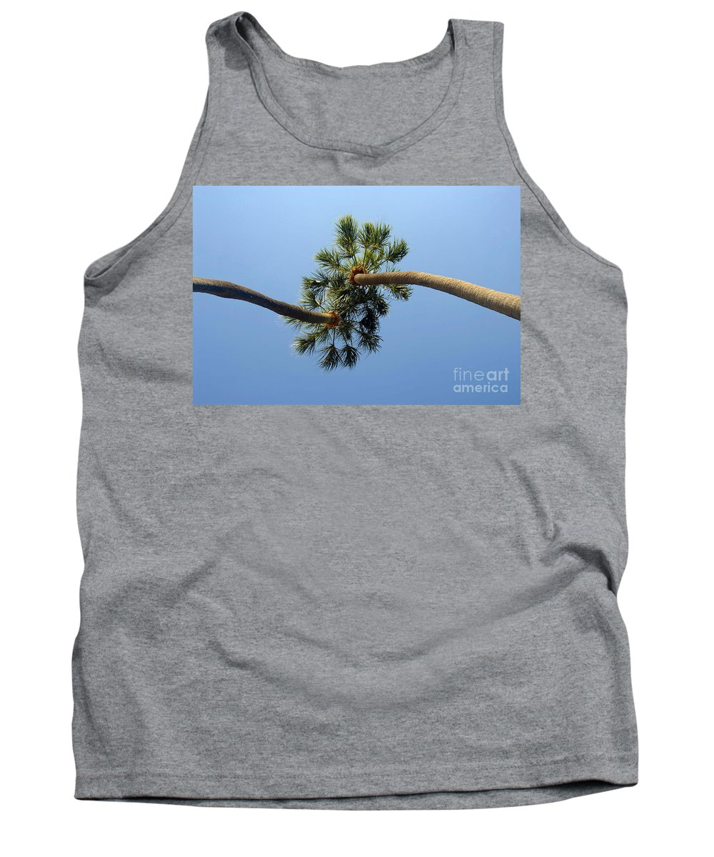 Love Tank Top featuring the photograph Lovers by David Lee Thompson