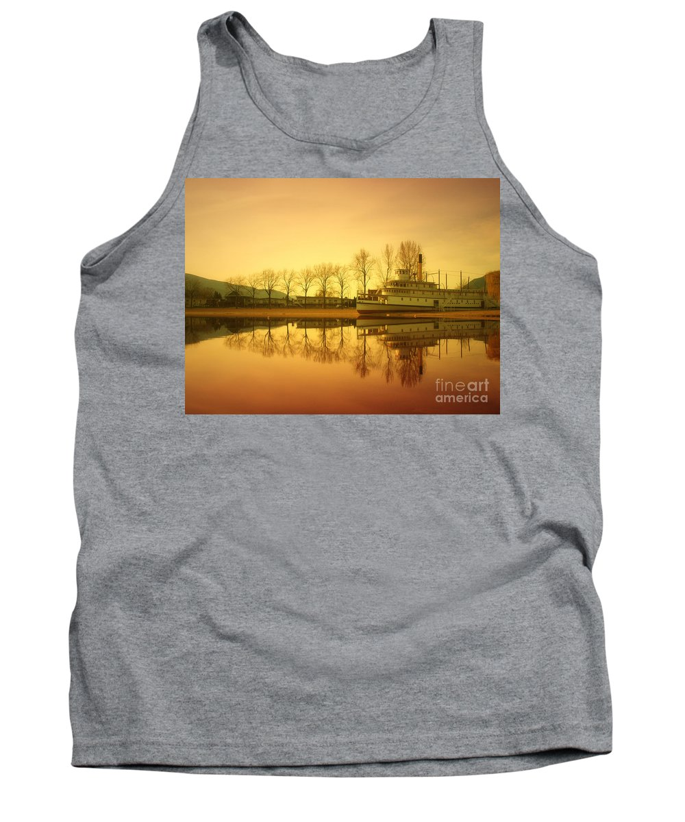 Sunrise Tank Top featuring the photograph March 20 2010 by Tara Turner