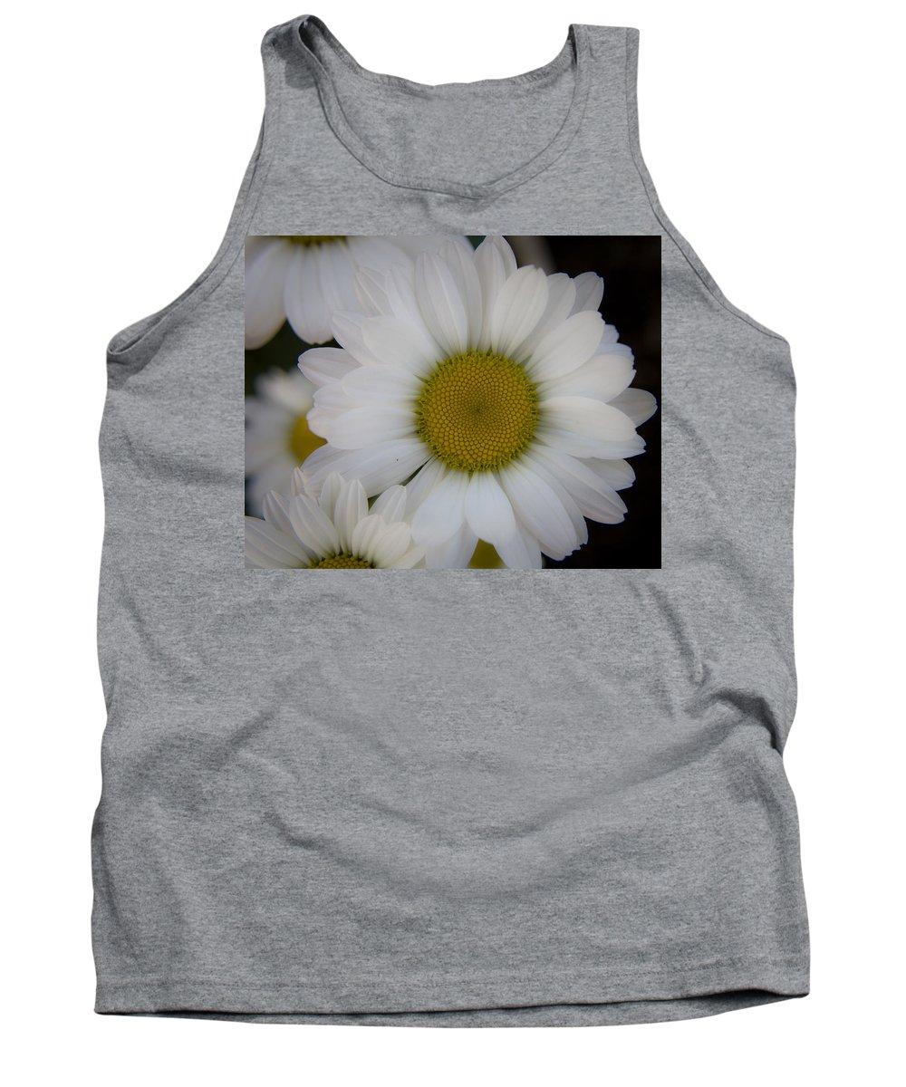 Marguerite Tank Top featuring the photograph Marguerite Daisies by Teresa Mucha