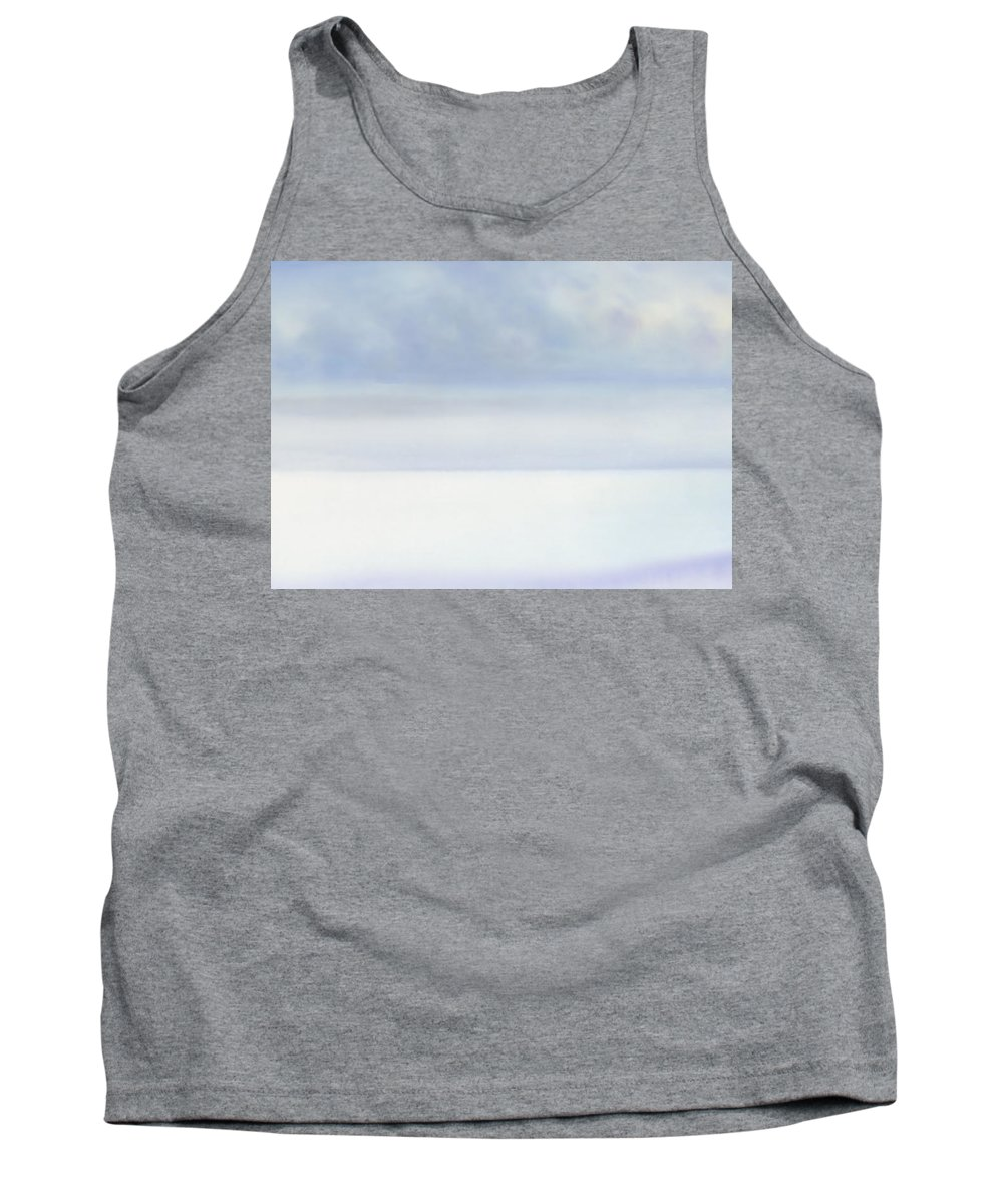 Moana Pearl Tank Top featuring the painting Moana Pearl 2 by Kevin Smith