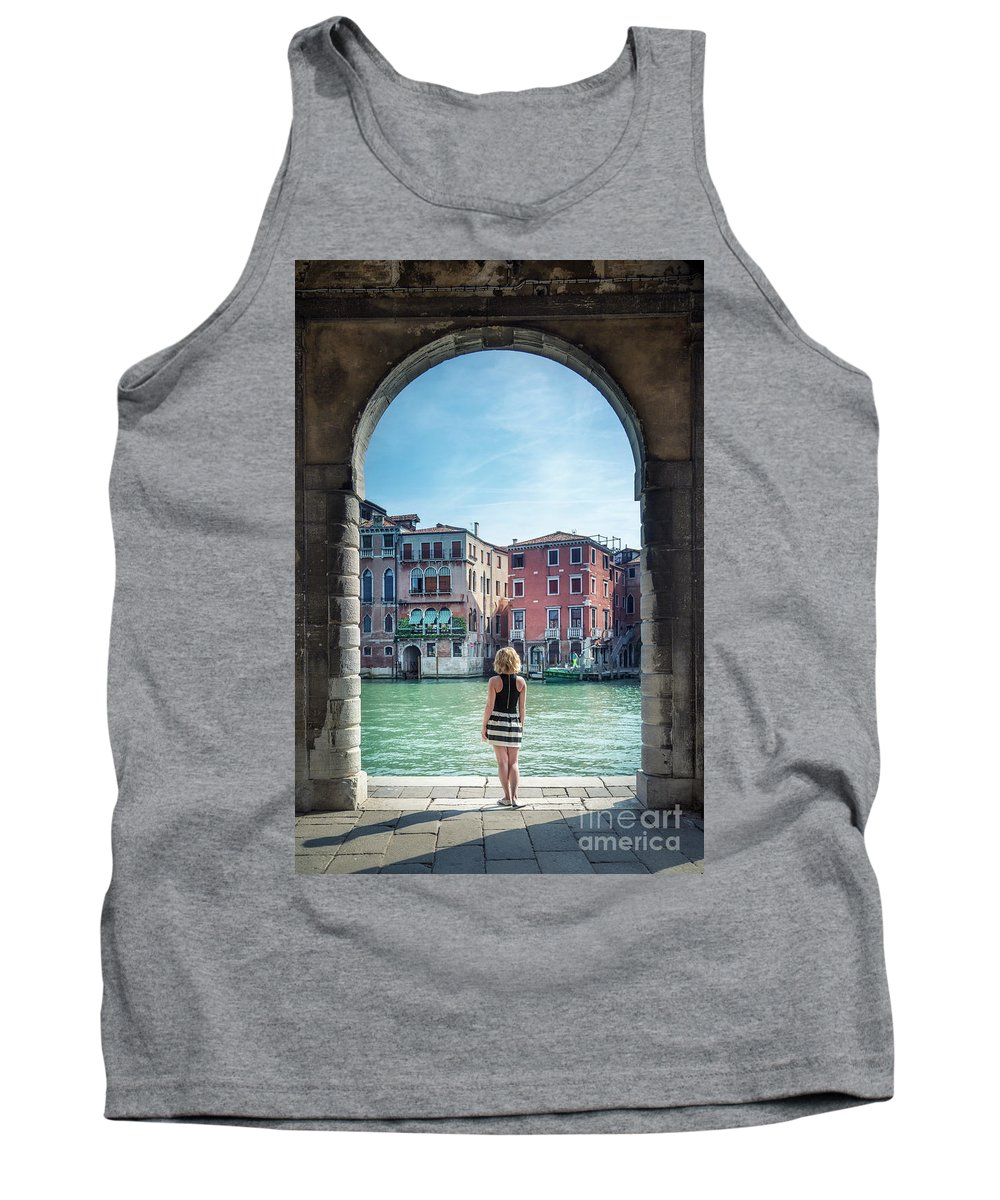 Kremsdorf Tank Top featuring the photograph Moments Without Time by Evelina Kremsdorf