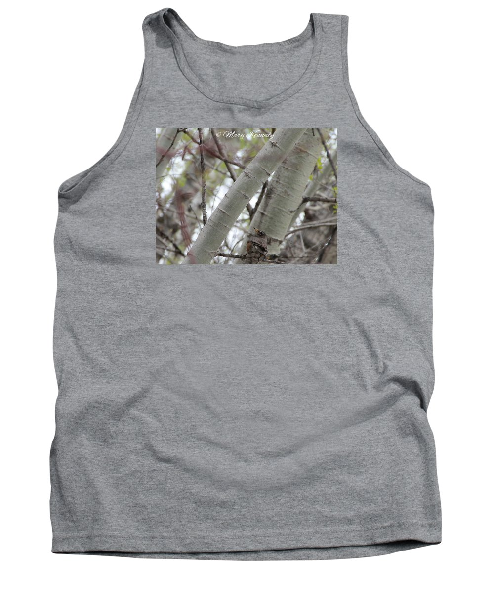 Trees Tank Top featuring the photograph Mother by Mary Kennedy