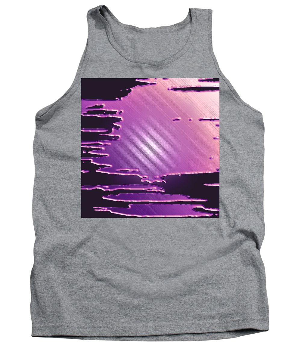 Moveonart! Digital Gallery Tank Top featuring the digital art Moveonart Depth Of The Secret by Jacob Kanduch