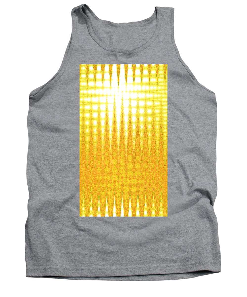 Moveonart Digital Gallery San Francisco California North Beach Jacob Kane Kanduch Tank Top featuring the digital art Moveonart Destiny Revival by Jacob Kanduch