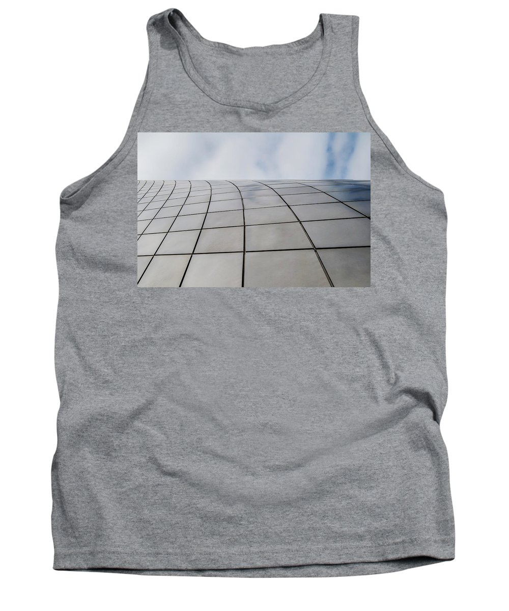 Museum Glass Tacoma Washington Tank Top featuring the photograph Museum Of Glass by Pelo Blanco Photo