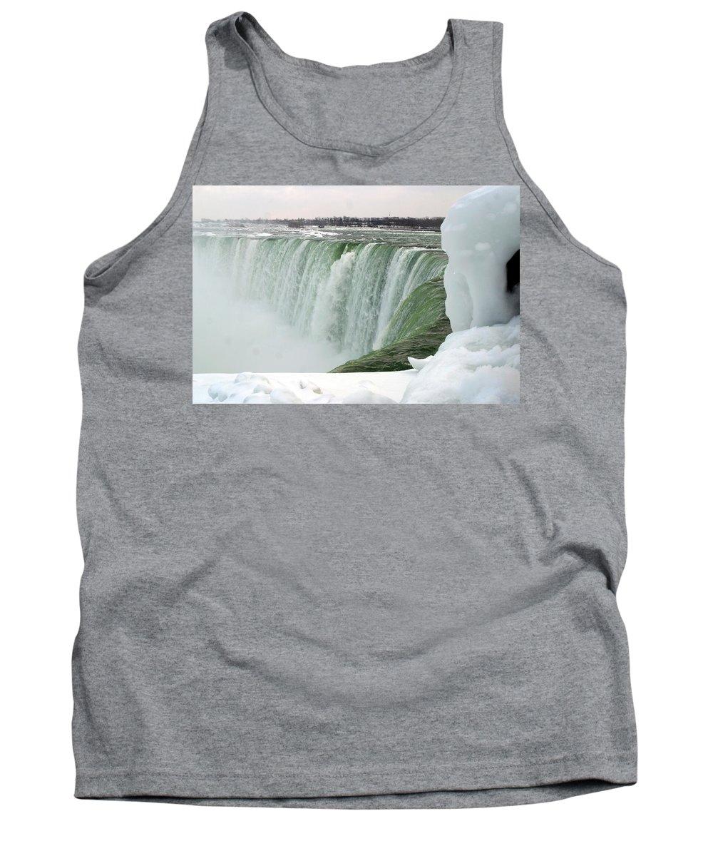 Niagara Falls Tank Top featuring the photograph Niagara Falls 2 by Anthony Jones