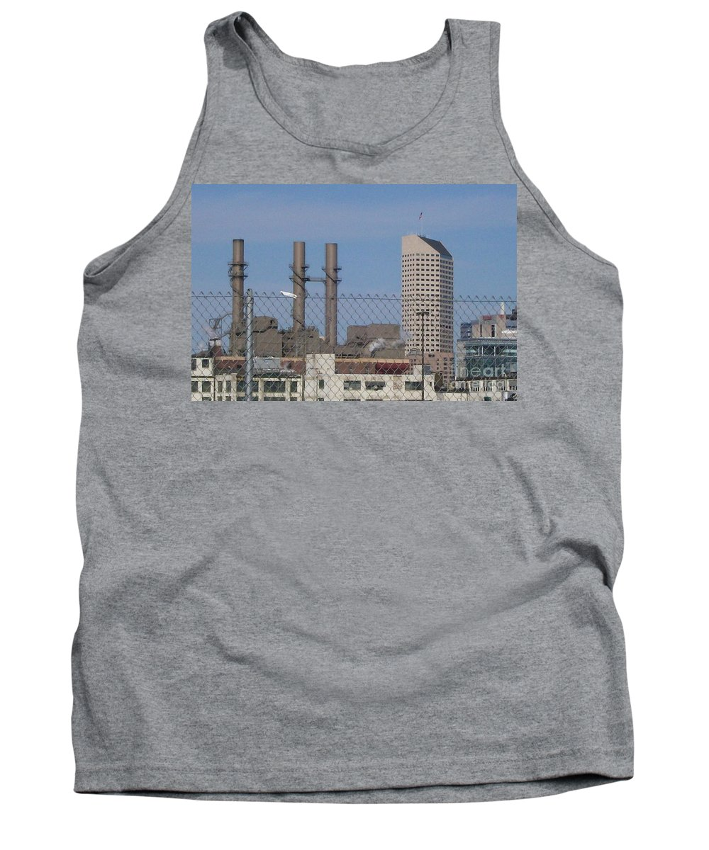 Landscape Tank Top featuring the photograph Not My White Flag by Stephen King
