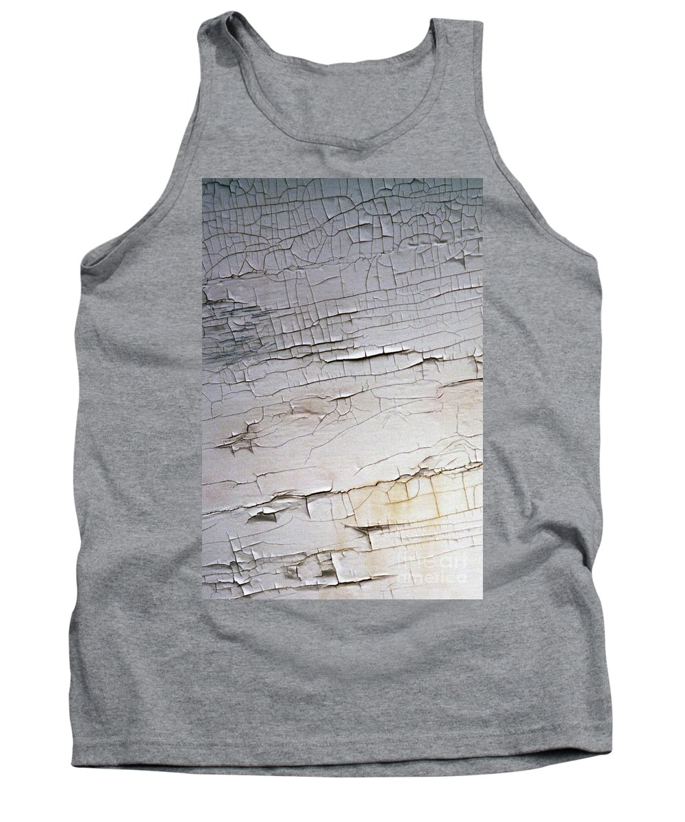 Paint Tank Top featuring the photograph Old Siding by Richard Rizzo