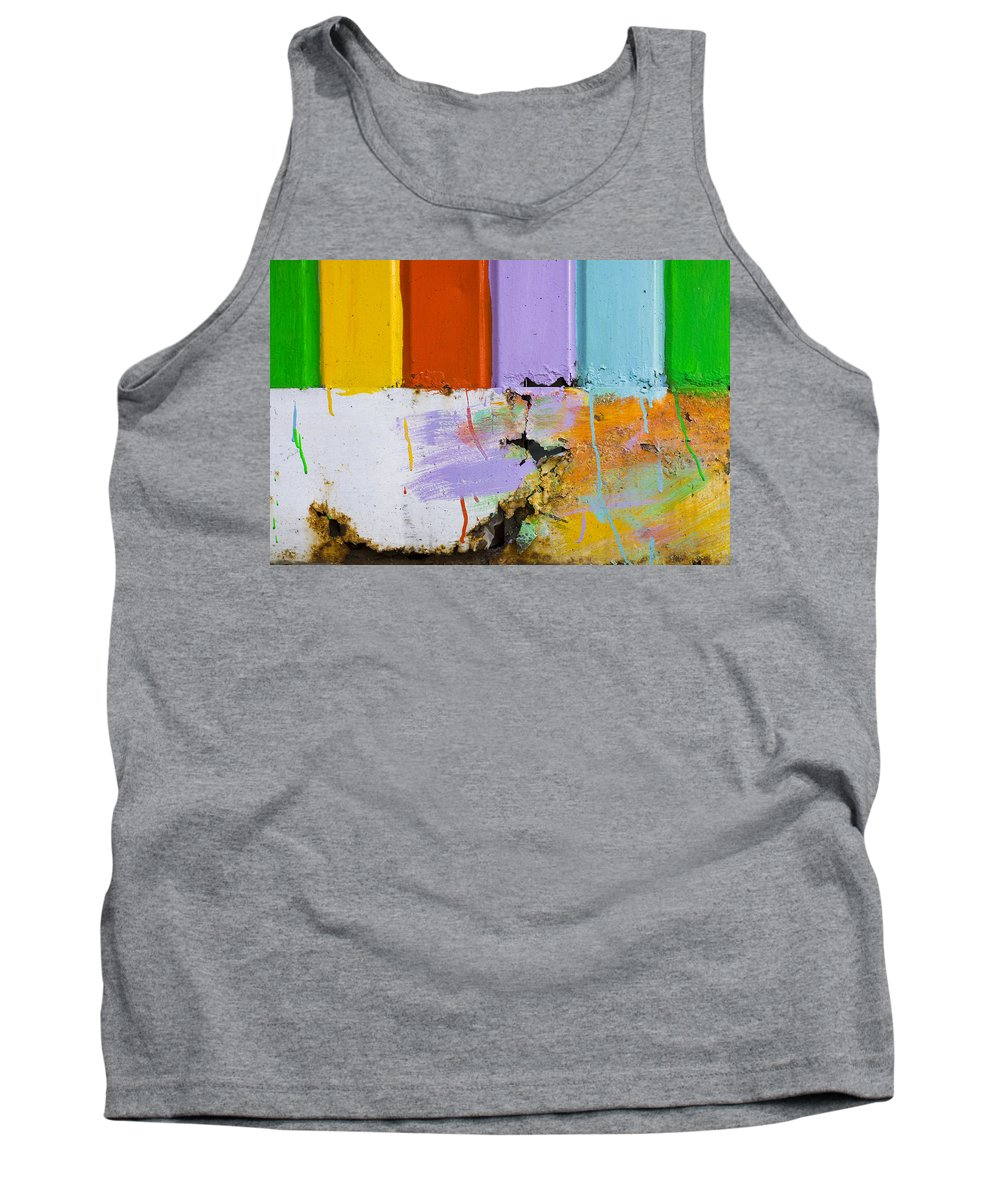 Skip Hunt Tank Top featuring the photograph Once Upon A Circus by Skip Hunt
