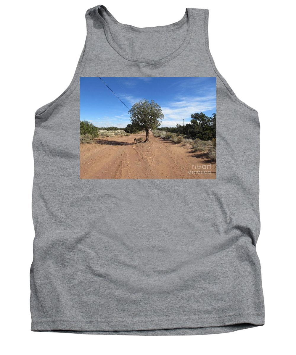 Only Tank Top featuring the photograph Only In Arizona by Frederick Holiday