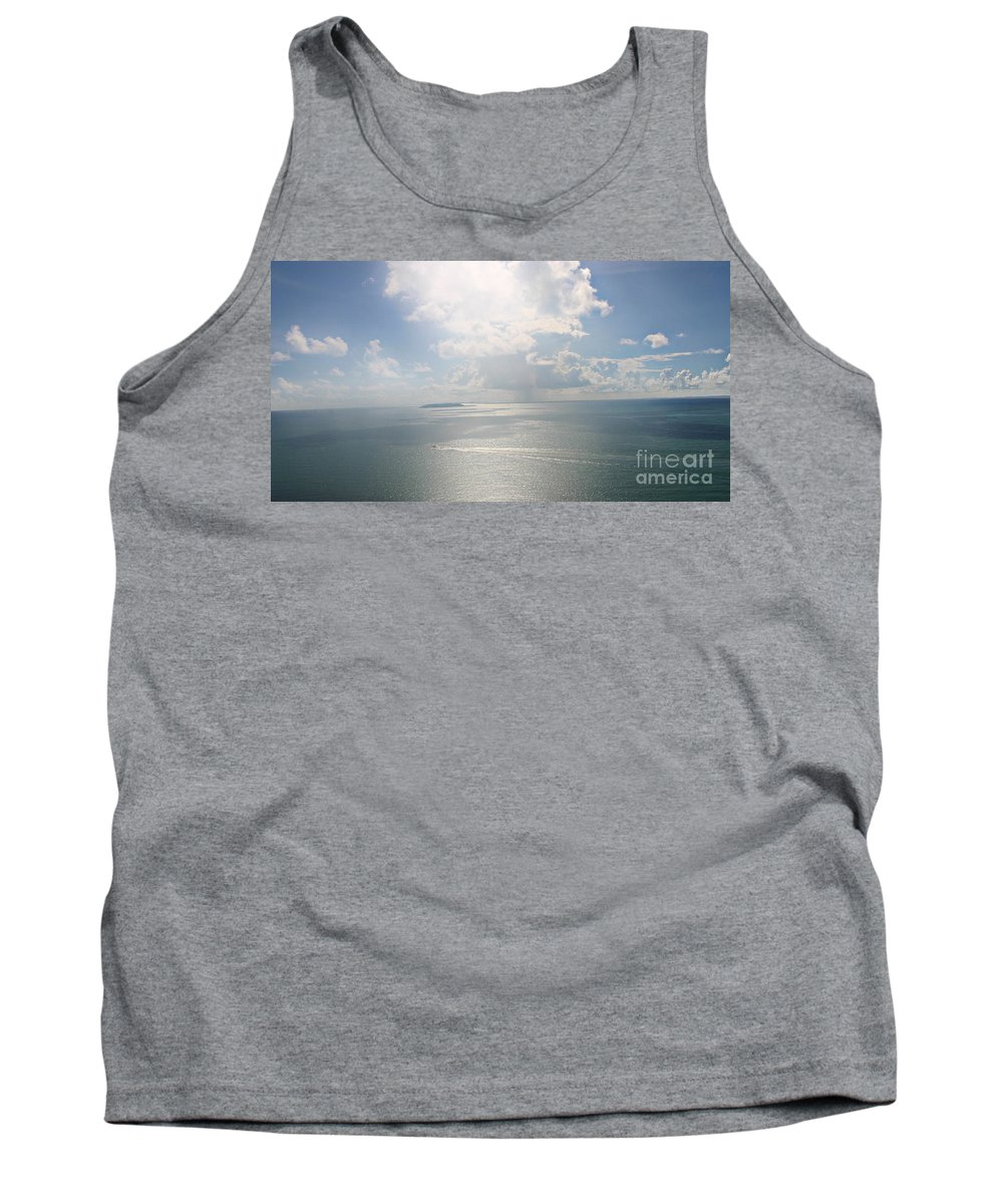 Island Tank Top featuring the photograph Palomino Island by Gilbert