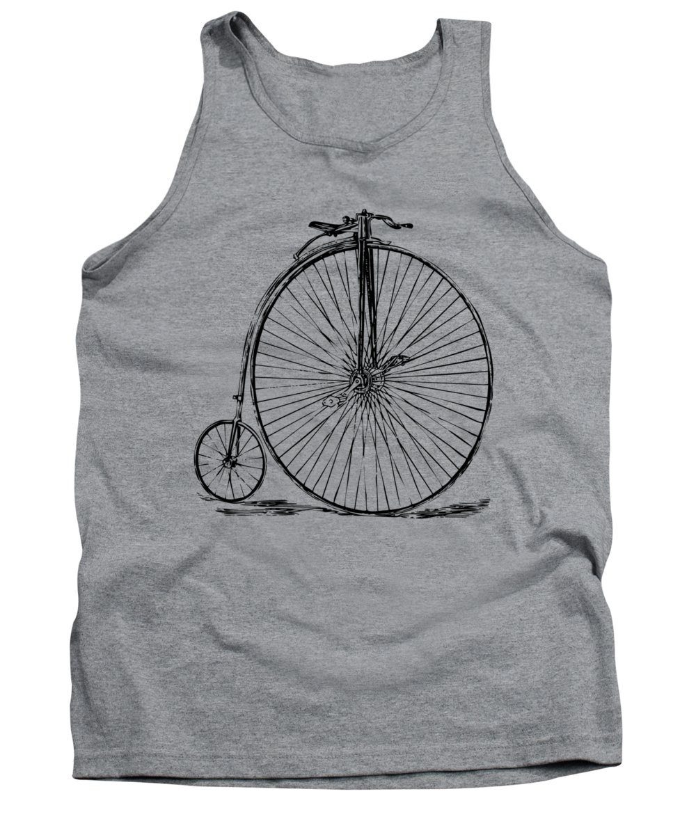 Bicycle Tank Tops