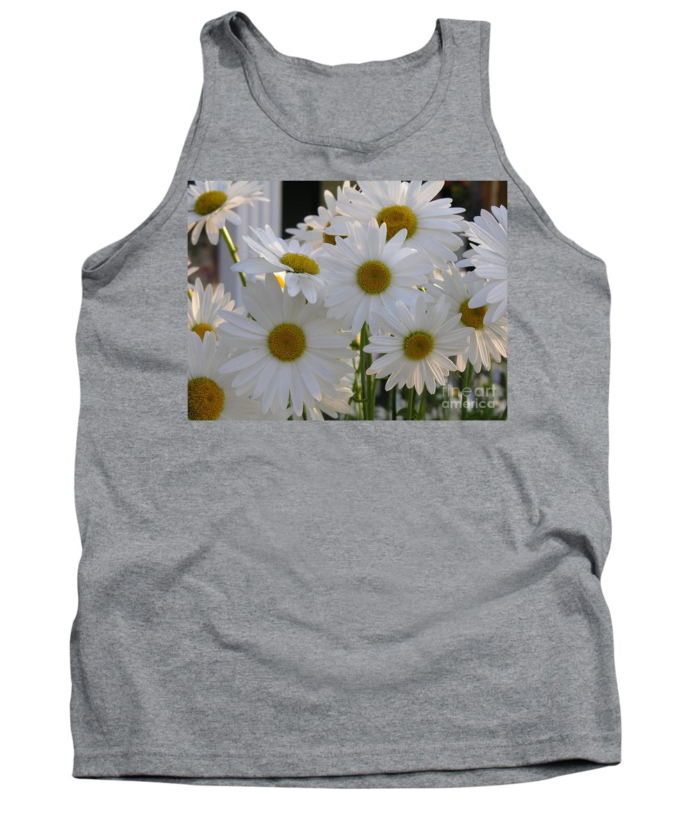 Dasiy Tank Top featuring the photograph Pick Me by Diane Greco-Lesser