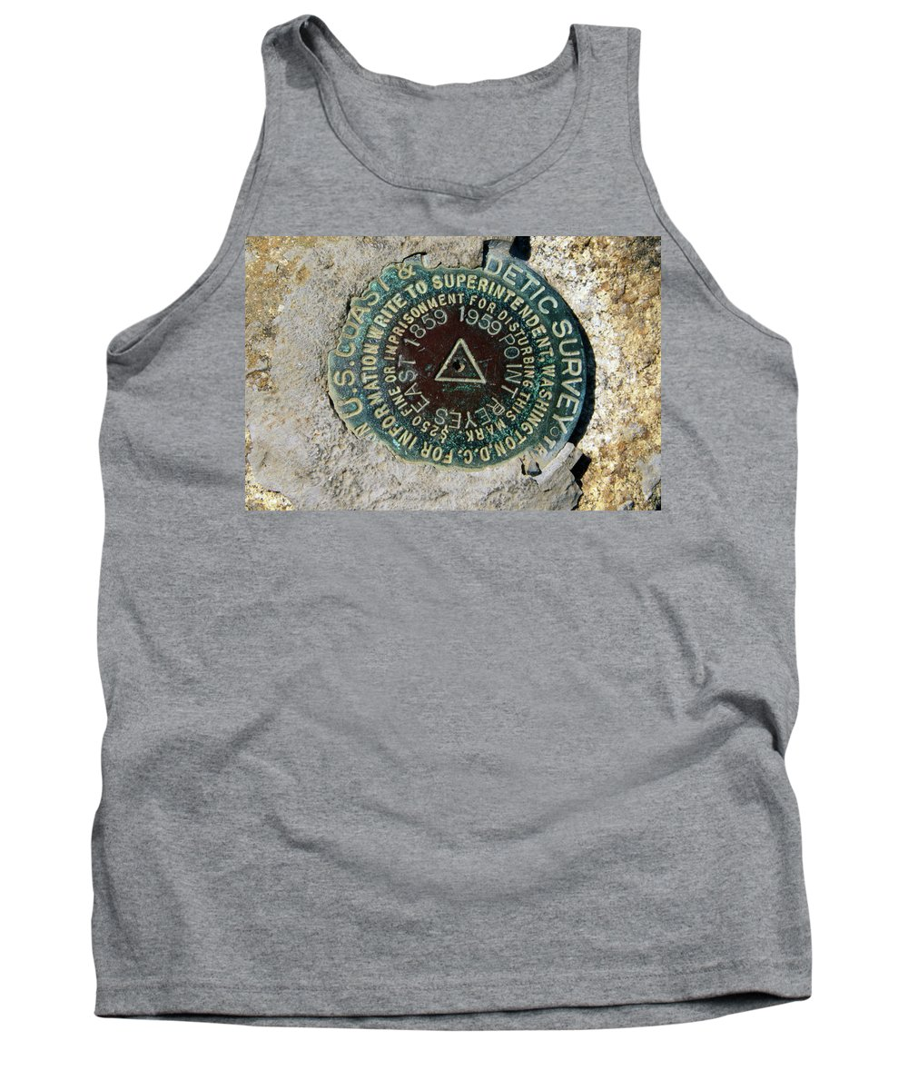 Point Reyes East Tank Top featuring the photograph Point Reyes East by Soli Deo Gloria Wilderness And Wildlife Photography