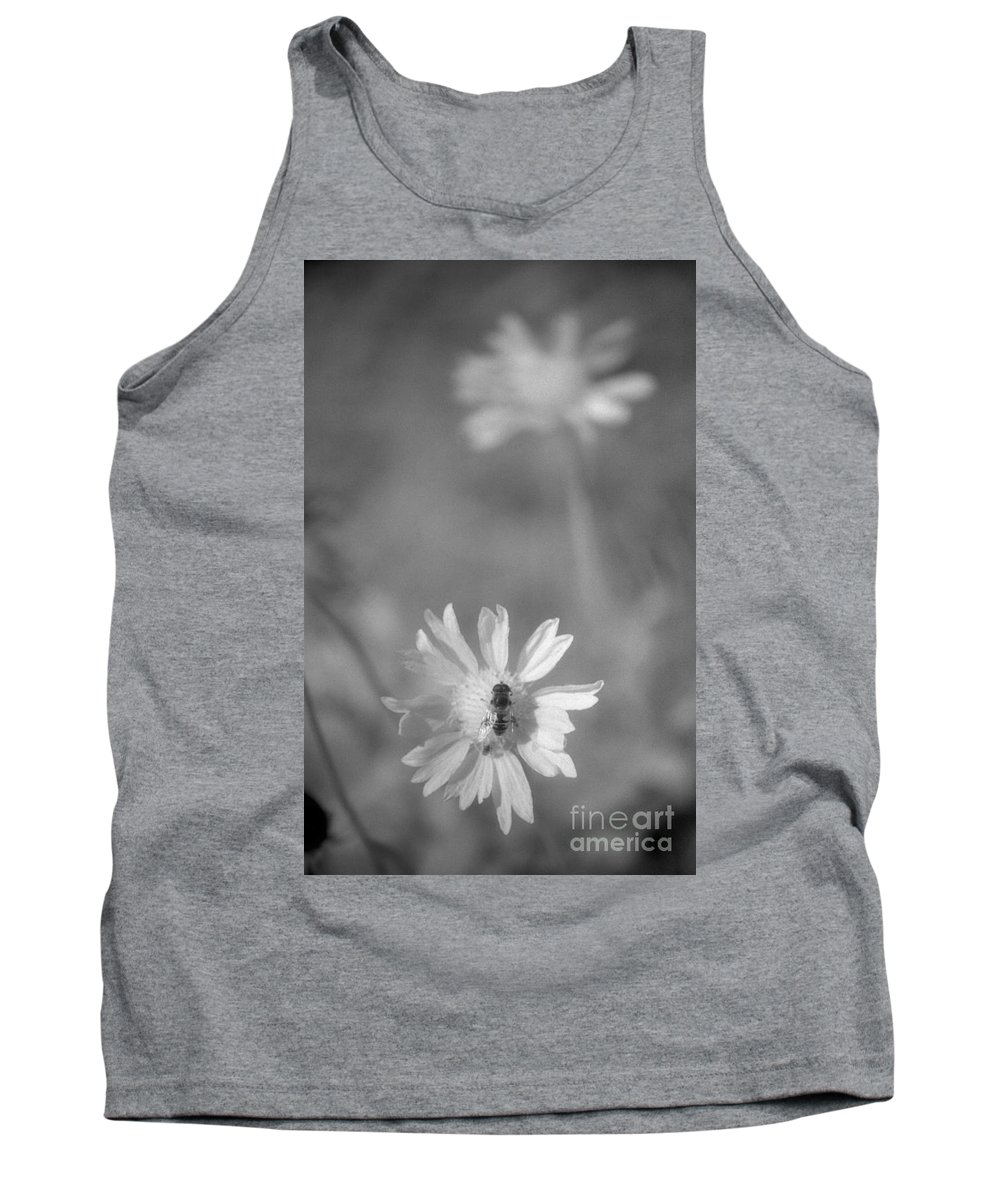 Pollinate Tank Top featuring the photograph Pollination by Richard Rizzo