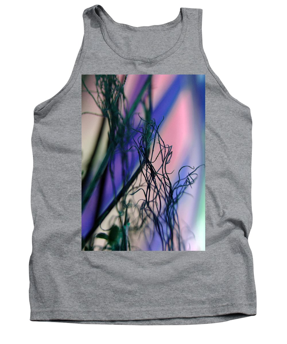 Flowers Tank Top featuring the photograph Possibilities... by Arthur Miller