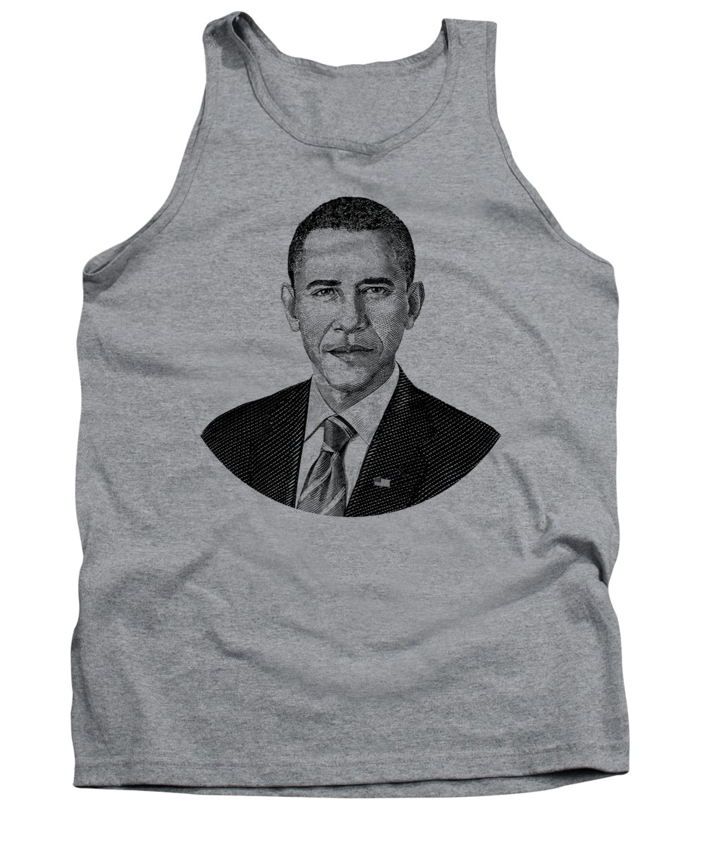 Barack Obama Tank Tops
