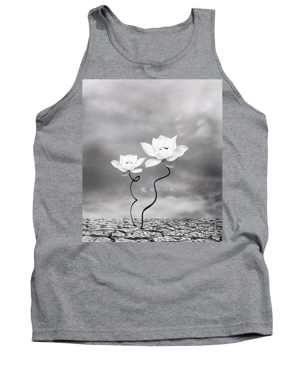 Surreal Tank Top featuring the photograph Prevail by Jacky Gerritsen