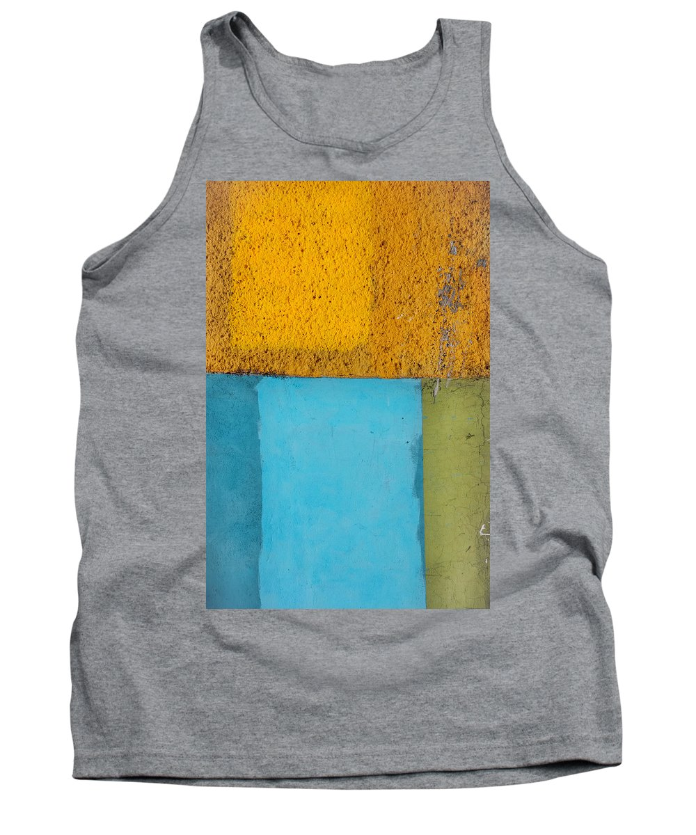Yellow Tank Top featuring the photograph Revenge by Skip Hunt